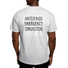 EM COMM Ash Grey T-Shirt