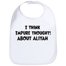 Aliyah (impure thoughts} Bib