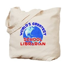 World's Greatest Schoo.. (E) Tote Bag