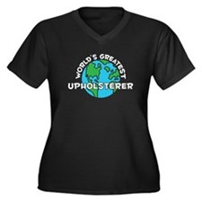 World's Greatest Uphol.. (G) Women's Plus Size V-N