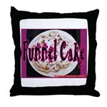 Funnel Cake Throw Pillow