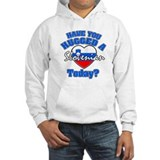 Have you hugged a Slovenian today? Hoodie