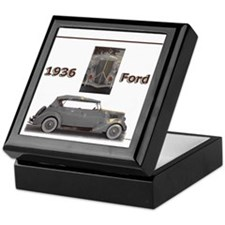1936 Ford Elegance Keepsake Box