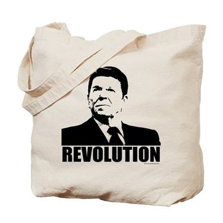 Reagan Revolution Tote Bag