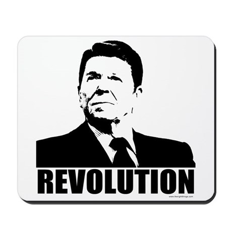 Reagan Revolution Mousepad