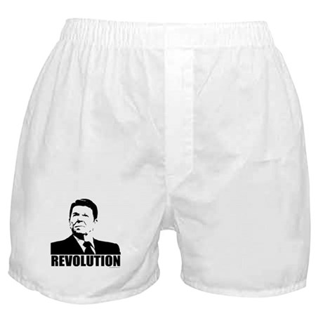 Reagan Revolution Boxer Shorts
