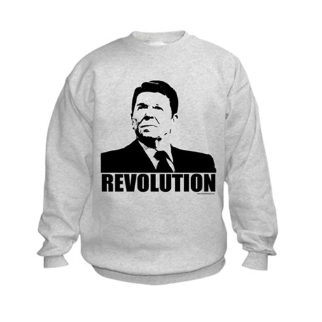 Reagan Revolution Kids Sweatshirt