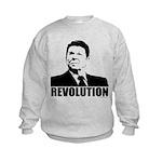 Reagan Revolution Kids Sweatshirt