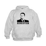 Reagan Revolution Kids Hoodie