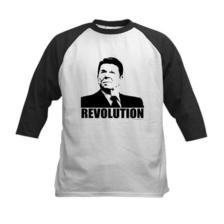 Reagan Revolution Kids Baseball Jersey