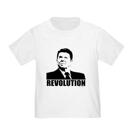 Reagan Revolution Toddler T-Shirt