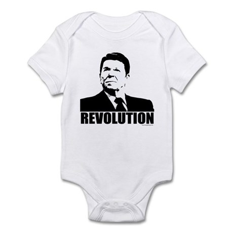 Reagan Revolution Infant Bodysuit