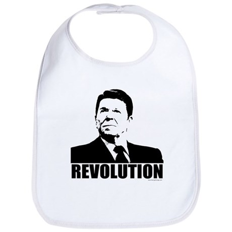 Reagan Revolution Bib