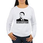 Reagan Revolution Women's Long Sleeve T-Shirt