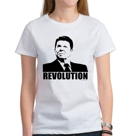Reagan Revolution Women's T-Shirt