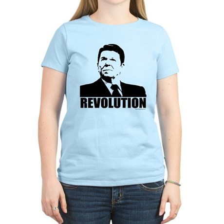 Reagan Revolution Women's Light T-Shirt