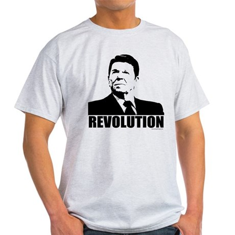 Reagan Revolution Light T-Shirt