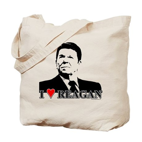 I Heart Reagan Tote Bag