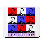 Reagan Revolution Pop Art Mousepad
