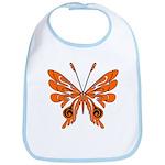 Butterfly Tattoo Bib
