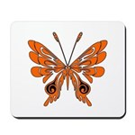 Butterfly Tattoo Mousepad