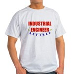 Retired Industrial Engineer Light T-Shirt