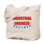 Retired Industrial Engineer Tote Bag