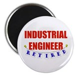 Retired Industrial Engineer Magnet