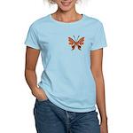 Butterfly Tattoo Women's Light T-Shirt