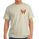 Butterfly Tattoo Light T-Shirt