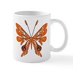 Butterfly Tattoo Mug
