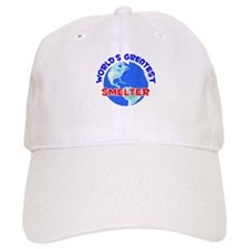 World's Greatest Smelter (E) Baseball Cap