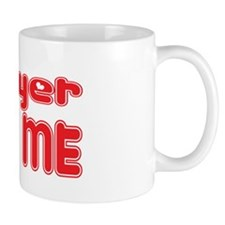 A Lawyer Loves Me Mug