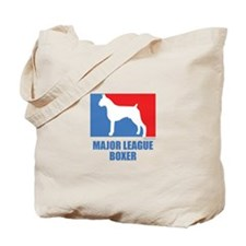 ML Boxer Tote Bag