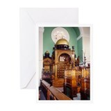 S & P Synagogue Greeting Cards (Pk of 10)