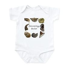Paleontology 2 Infant Bodysuit