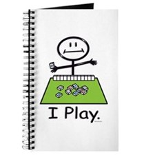 Mahjong Stick Figure Journal