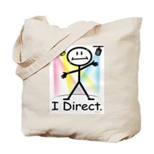 Theater Play Director Tote Bag