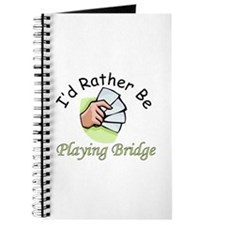 Playing Bridge Journal