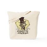 Wizard of Oz Tinman Tote Bag