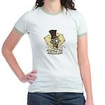 Wizard of Oz Tinman Jr. Ringer T-Shirt