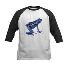 Blue Poison Frog Tee