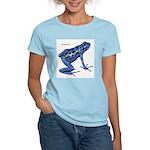 Blue Poison Frog Women's Light T-Shirt