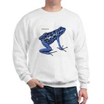 Blue Poison Frog Sweatshirt