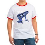 Blue Poison Frog Ringer T