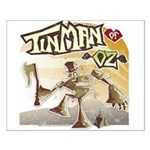 Wizard of Oz Tinman Small Poster