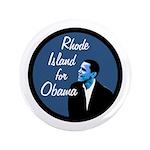 Big Rhode Island for Obama Button