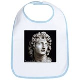 "Faces ""Alexander"" Bib"