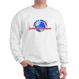 World's Greatest Super.. (E) Sweatshirt