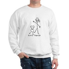 Custom Stick Figure Sweatshirt